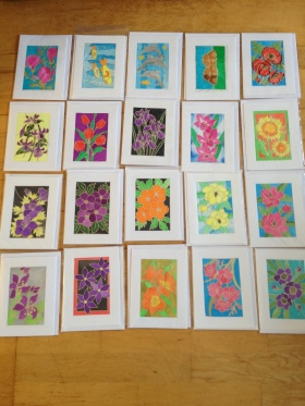 floral-silk-cards